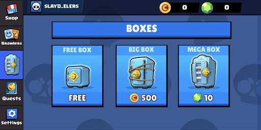 Brawl Stars Box Simulator 1.4 screenshots 1