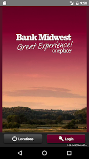 Bank Midwest Mobile- screenshot thumbnail