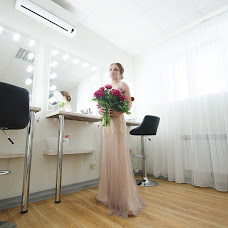 Wedding photographer Oksana Khudoshina (Ksana1206). Photo of 08.06.2017