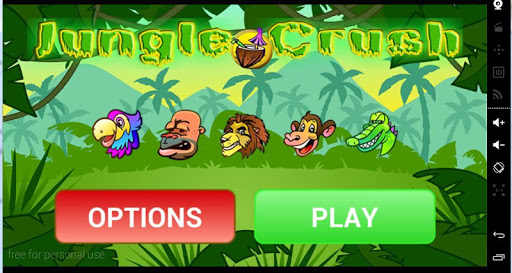 Jungle Crush Mania