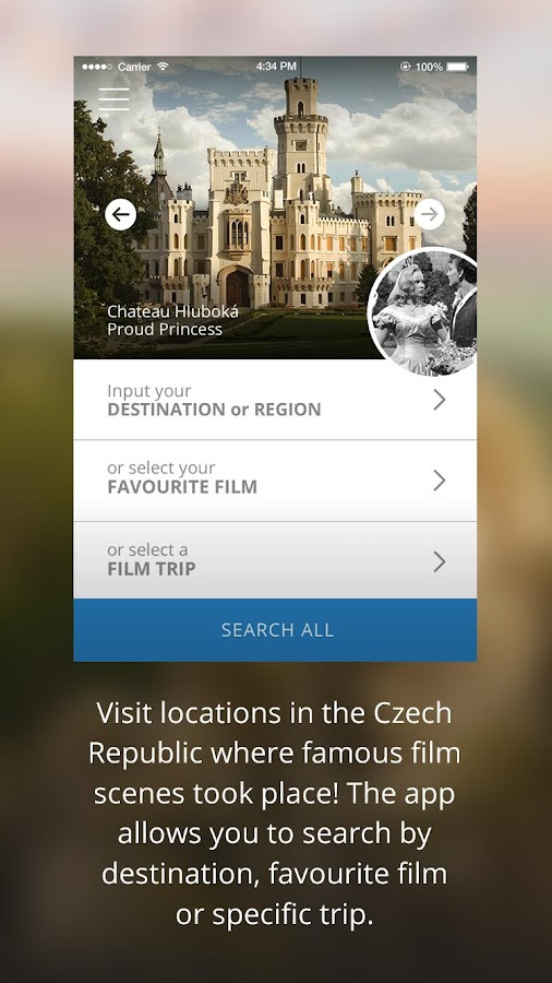 Czech Film Trips- screenshot
