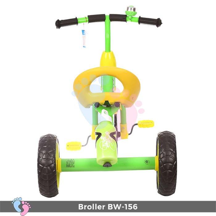 Xe đạp ba bánh trẻ em Broller XD3-156 5
