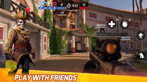 MaskGun Multiplayer FPS - Free Shooting Game apkdebit screenshots 5