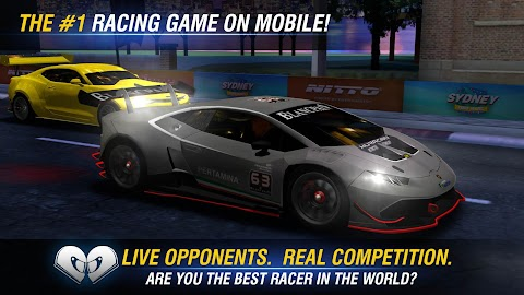 Racing Rivals Screenshot 2