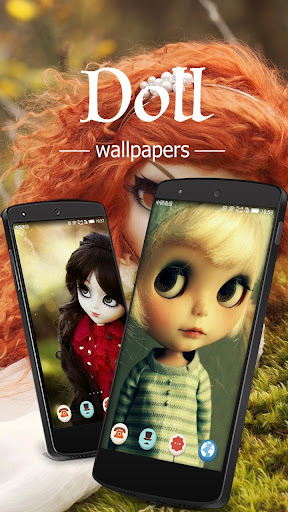 Beautiful Doll Wallpapers