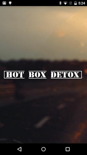 Hot Box Detox