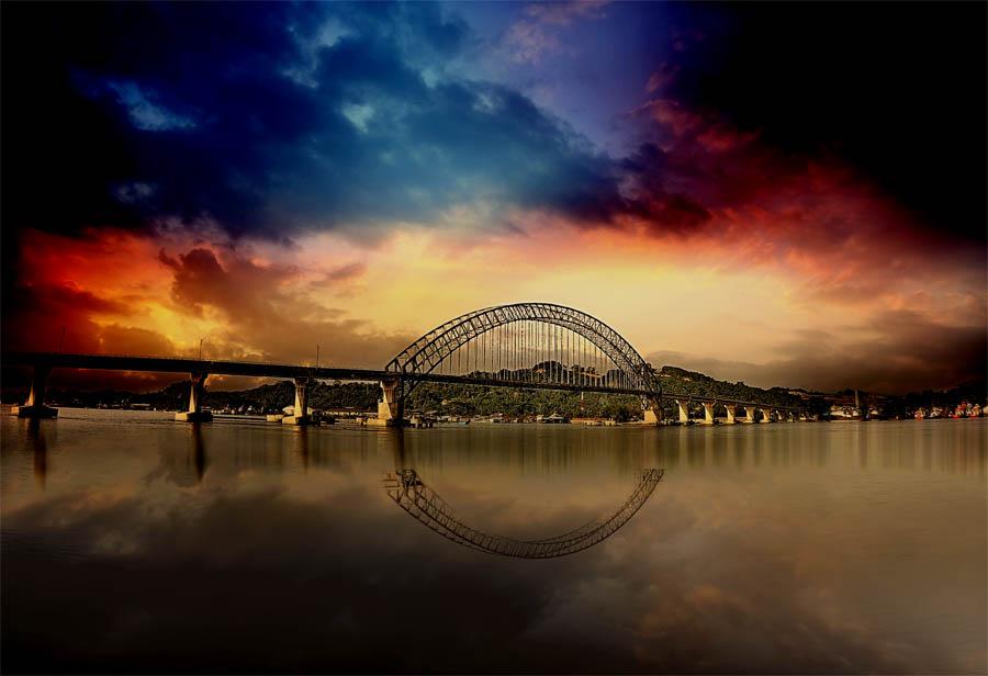 by Daniel Chang - Landscapes Waterscapes ( bridge, Urban, City, Lifestyle )