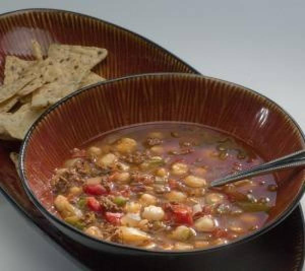 Venison And Hominy Recipe