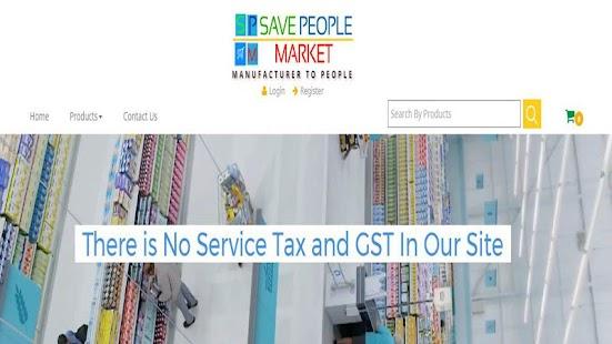 Save People Market - náhled