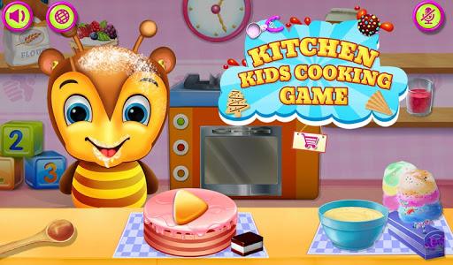 廚房孩子烹飪比賽