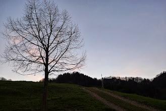 Photo: Abendstimmung auf dem Oberbölchen