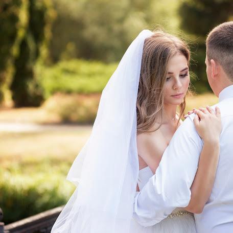 Wedding photographer Aleksandr Sluzhavyy (AleksSluzh). Photo of 16.10.2017