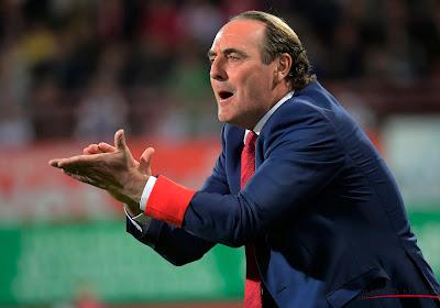 """Yves Vanderhaeghe reageert na nederlaag met KV Kortrijk: """"VAR doet match kantelen"""""""