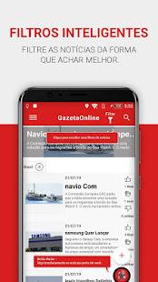 Gazeta Online - náhled