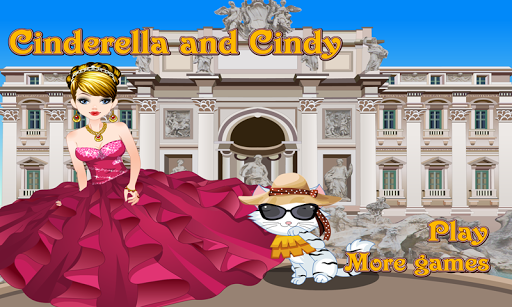 Cinderella and Cindy - Girls