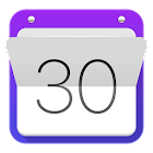 Clean Calendar Widget 2016 icon