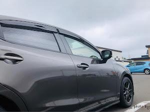デミオ DJLFS 15S  Touring 2018年式のカスタム事例画像 maverick (おしゃれDJクラブ)さんの2019年08月16日17:25の投稿