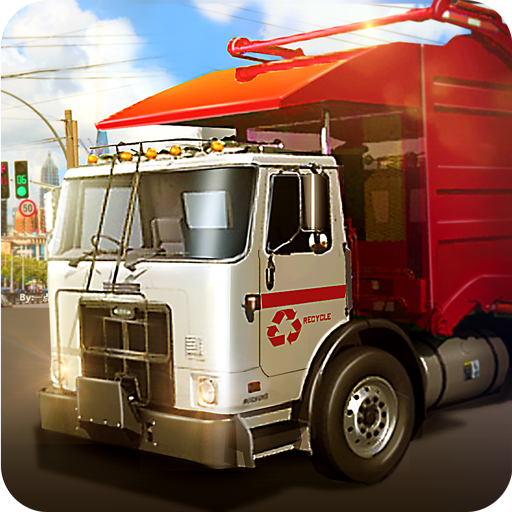 Download Garbage Truck Simulator PRO