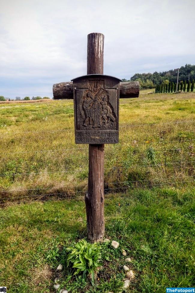 Magyarlak - keresztút Mindszenty József bíborossal és Brenner János káplánnal