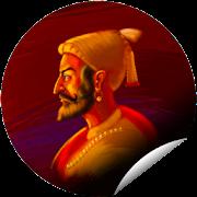 Chh. Shivaji Maharaj Stickers - WAStickerApps