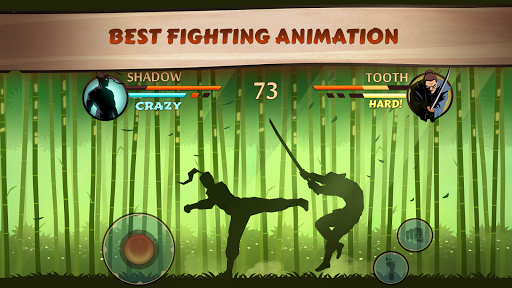 Shadow Fight 2 for Android TV screenshot 1