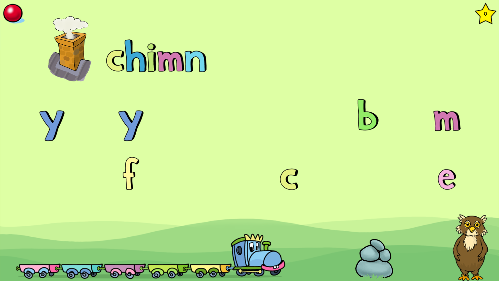 Spelling Mix- screenshot