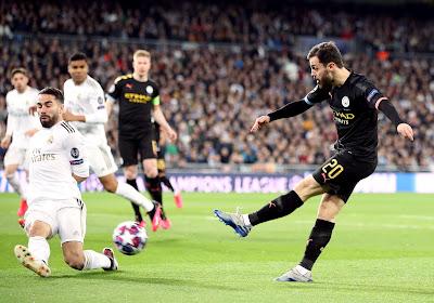"""Bernardo Silva a confiance en Pep Guardiola : """"Il connaît le Real Madrid mieux que quiconque"""""""