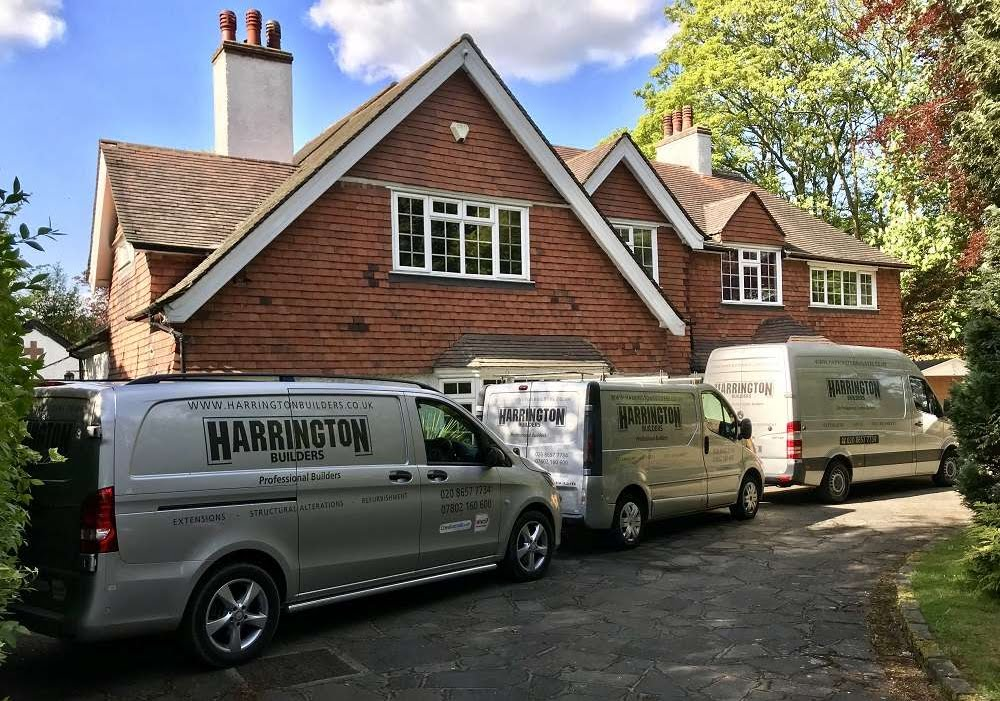 Harrington Builders Kenley