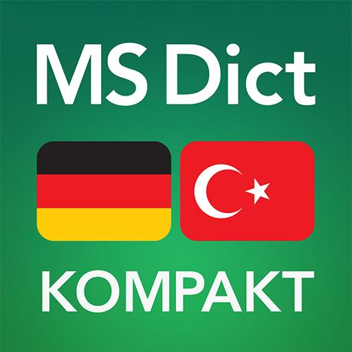 Dictionary Turkish<>German Icon