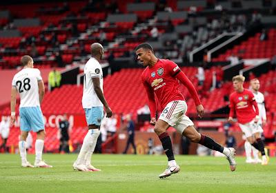Manchester United cale au pire moment à domicile contre West Ham