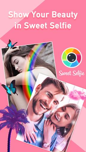 Sweet Selfie - Beauty Camera & Best Photo Editor screenshot 2