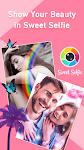 screenshot of Sweet Selfie - Beauty Camera & Best Photo Editor