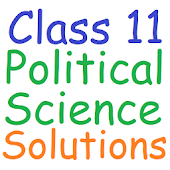 Class 11 Political Science Sol