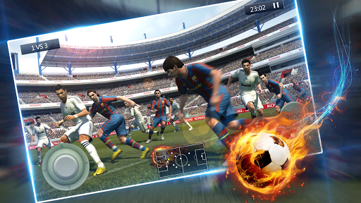 Football Match Simulation Game captures d'u00e9cran 2