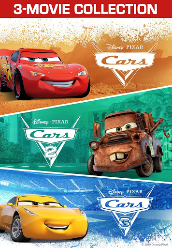 Cars 3 Movie Collection Movies On Google Play