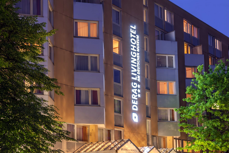 Exterior of Rablstraße Apartments