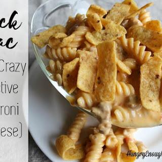 Crack Mac (aka Crazy Addictive Macaroni & Cheese).