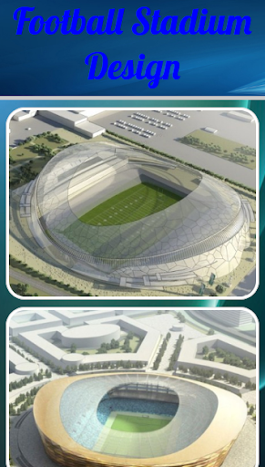 Football Stadium Design 1.0 screenshots 2