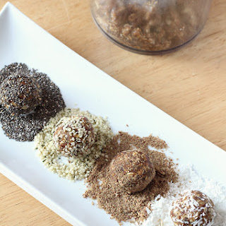 Date Nut Balls Coconut Recipes.
