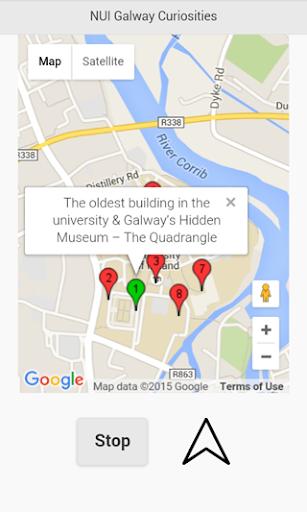 NUI Galway Campus Curiosities