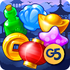 Pirates & Pearls: Puzzle de Combinar Tesouros icon