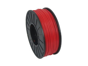 Red PRO Series ABS Filament - 3.00mm (1kg)