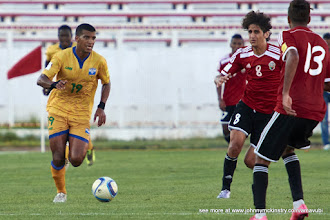 Photo: [Rwanda Vs Libya World Cup 2018 Qualifier, 13 Nov 2015 in Sousse, Tunisia.  Photo © Darren McKinstry 2015]