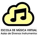 Escola de Música Virtual icon