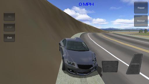 玩免費賽車遊戲APP|下載砂漠の極端な車 app不用錢|硬是要APP