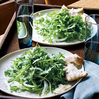 Arugula-Fennel Salad