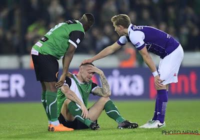 """Benjamin Delacourt sur la saison prochaine au Cercle Bruges : """"Ça joue dans un coin de notre tête"""""""