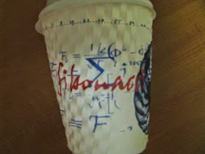 Photo: paper cup at Monash University coop