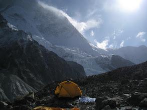 Photo: Sherpani camp 1. 5200m