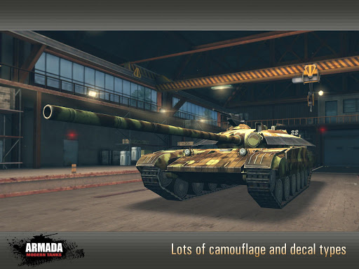 Armada: Modern Tanks - New Tank Fighting Game 3D 3.07 screenshots 12